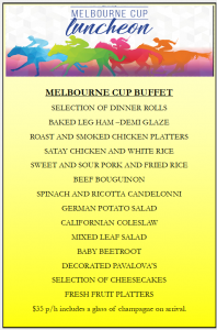 2021 MELBOURE CUP LUNCHEON